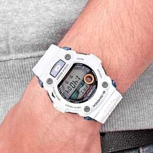 Как почистить белые G-Shock G-7900A