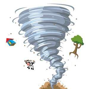 Как создать торнадо